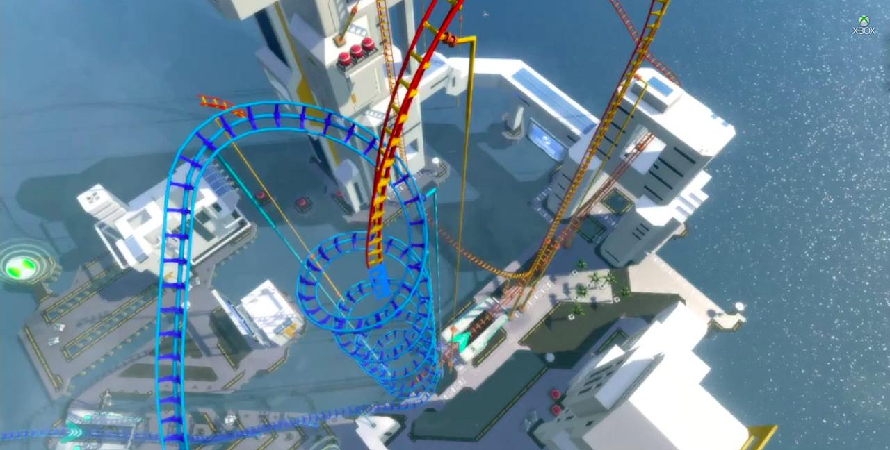 最恐最悪のアトラクションを作って乗客のリアクションを引き出すゲーム「ScreamRide」