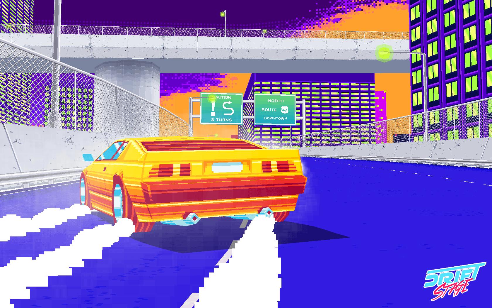 Drift stage 0