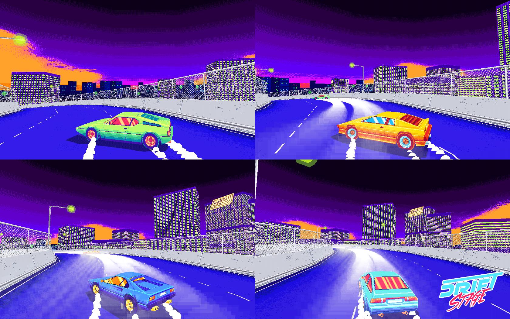 Drift stage 1