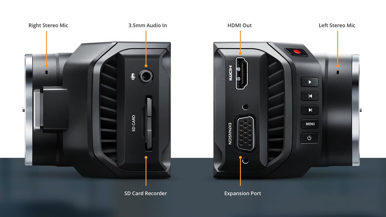 ドローン搭載カメラにシネマクオリティを。超小型シネマカメラ「Blackmagic Design Micro Cinema Camera」